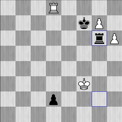 test Twitter Media - Huge miss for Team IPCA. Ilia Lipilin outplayed FM Murad Abdulla (SCO) on Board 5 in the rook endgame just to let a win to slip away at the end. On move 121 he went for 121.h7? missing 121...d1Q+! 122.Rxd1 Kxg7 with a draw. 121. Ke2 would have won a game & a match for his team. https://t.co/tQFdvqczlP
