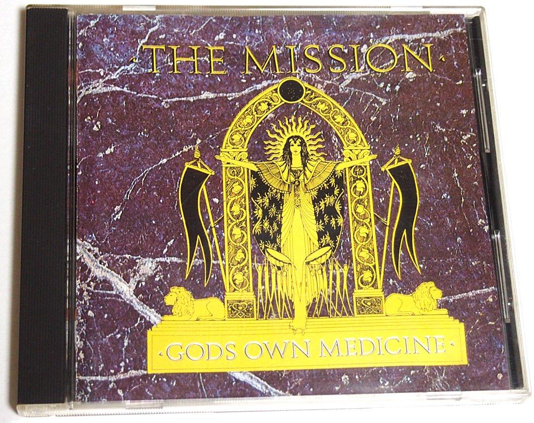 The MissionWasteland (Music Video)1986年のゴシックロック名盤1stから🎧The Sisters of Mercyのメンバーが結成したバンド悲壮感ある歌声と妖しげなギターが、陰鬱で荒涼な世界へ誘い込みます🌃🌉💤God's Own Medicine