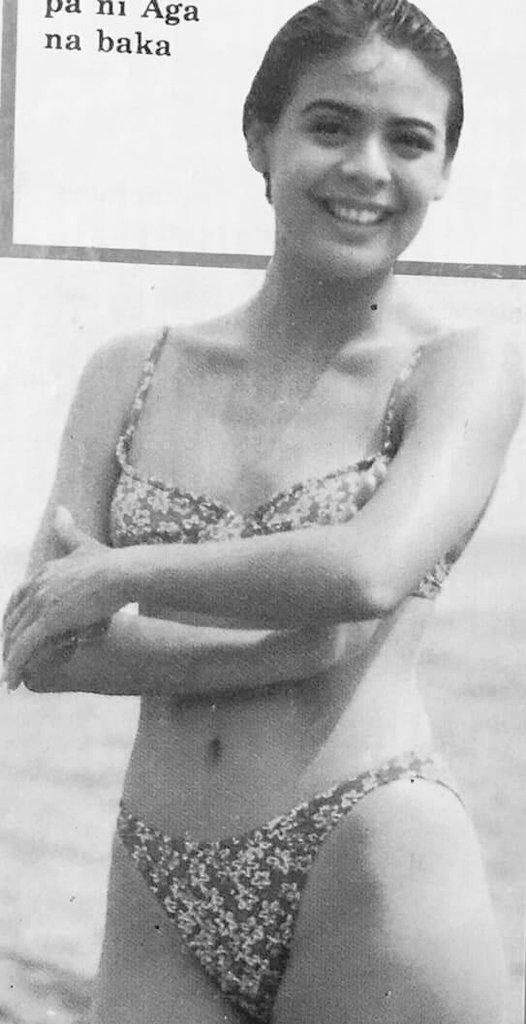 Dawn Zulueta Bikini