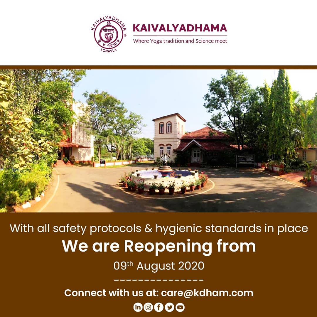 We are resuming our service for you with all the #safetyprotocols & #hygienic standards in place, are you ready to bring back life to your routine?  Kindly get in touch with us at care@kdham.com and we will connect yo you for further process. #mylifemyyoga #YogaForAll https://t.co/kIGpgzkrES