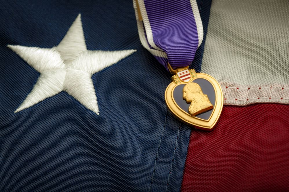 Today is National Purple Heart Day. On August 7th each year we honor those brave men and women who have been injured or killed on the battlefield while defending this great nation. We are forever grateful for your service. https://t.co/WO2as8locV