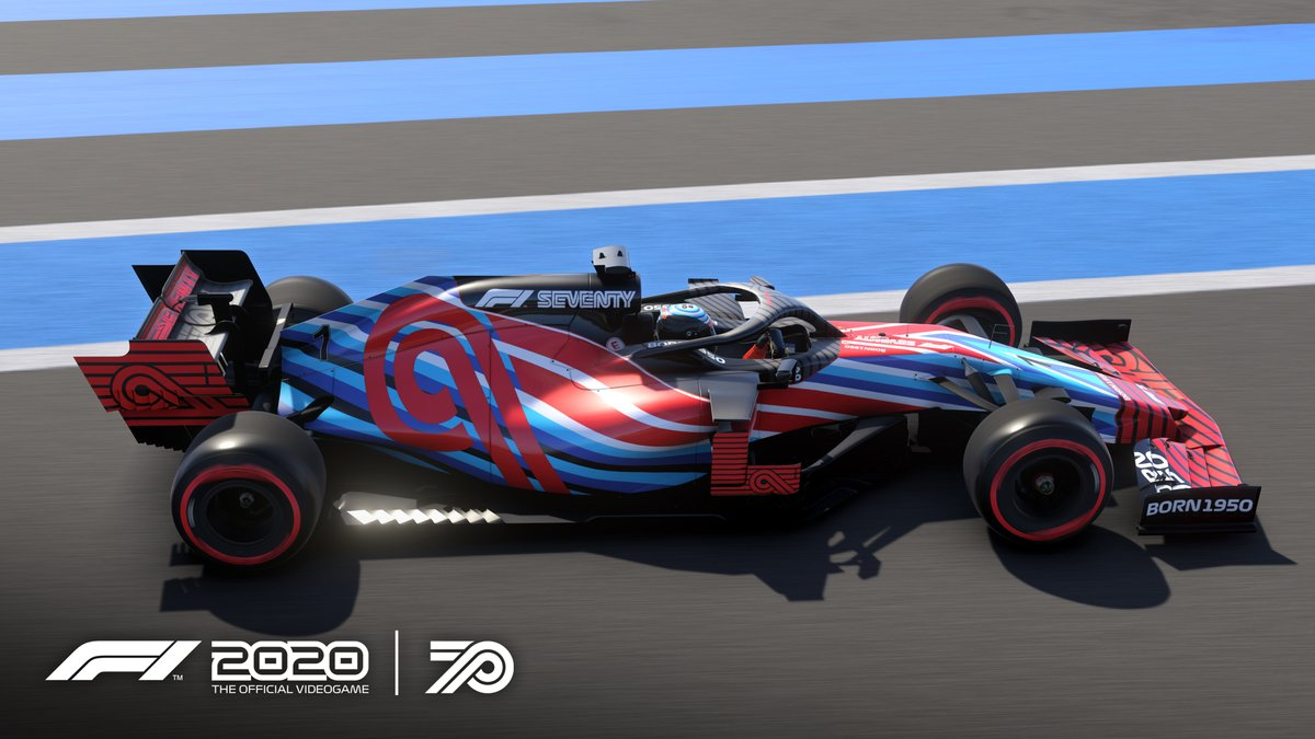 🚨 RT TO WIN 🚨  To celebrate #F170 we've got 3 copies of F1 2020 to giveaway... on a platform of your choice!  To be in with a chance to enter, all you'll need to do is retweet this tweet.  Competition ends 10am BST, 10th August 2020.   Good luck! https://t.co/iyVnUF3NGu