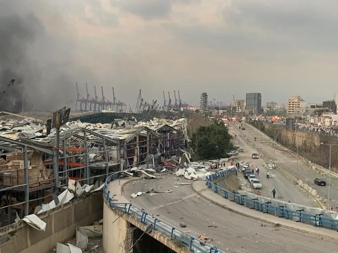 #Beirut