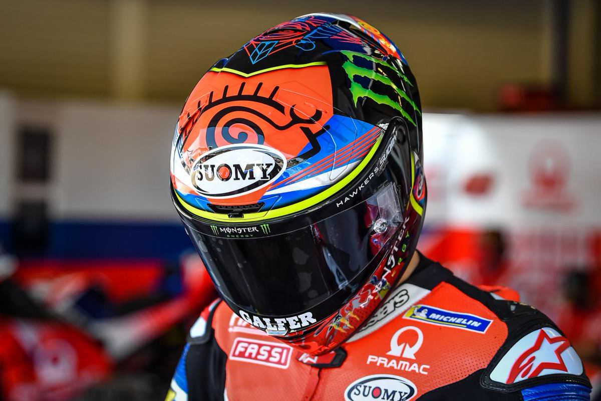 Pramac Racing's Francesco Bagnaia requires a knee surgery after fall in #CzechGP FP1 which will force him to miss the Brno and also #AustrianGP round: https://t.co/fcJPJGOXdy #MotoGP https://t.co/XICgFcvxsV