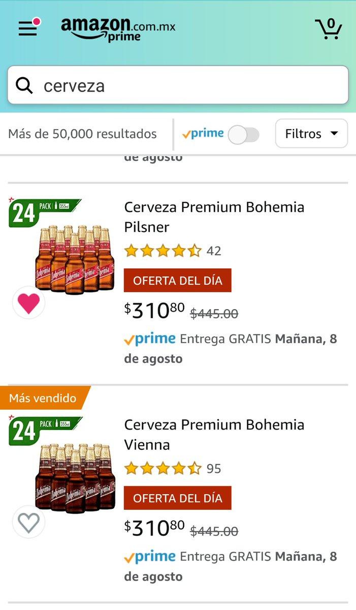 Esas son solo algunas, hay muchas más ofertas en cerveza para los que me están preguntando, anexo otro ss https://t.co/jLLEhR7FCP