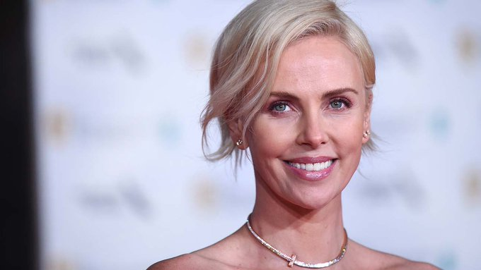 Happy Birthday to our African Queen, Charlize Theron
