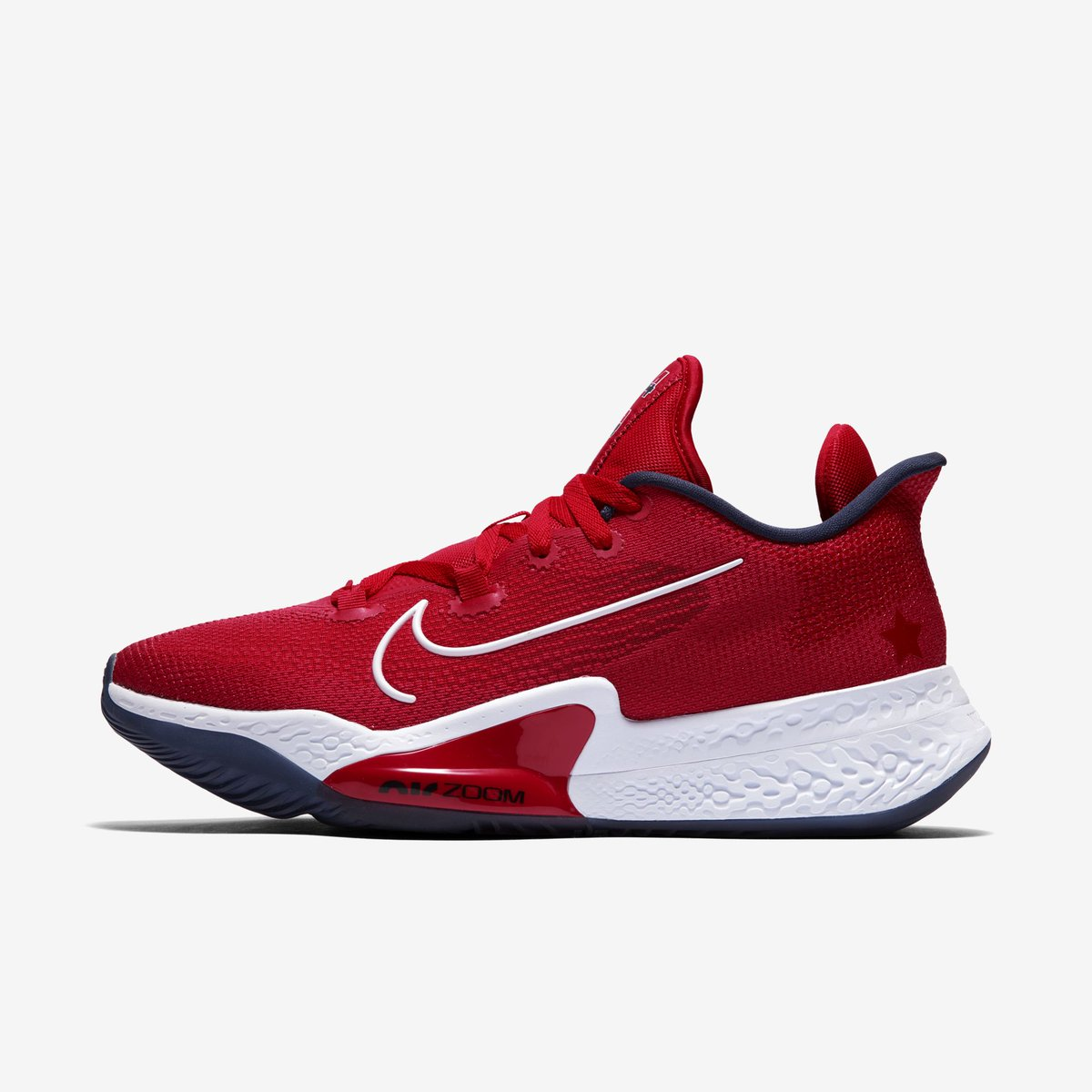 """NEW Nike Air Zoom BB NXT """"USA"""" Nike -> go.j23app.com/iqw Foot Locker -> go.j23app.com/iqs Eastbay -> go.j23app.com/iqt Finish Line -> go.j23app.com/iqu JD Sports -> go.j23app.com/iqv"""