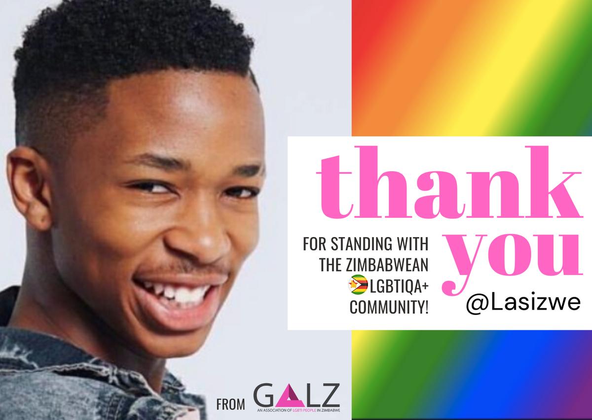 test Twitter Media - Never dim your light @lasizwe! Shine on with #Pride https://t.co/kl8mPv3Aei