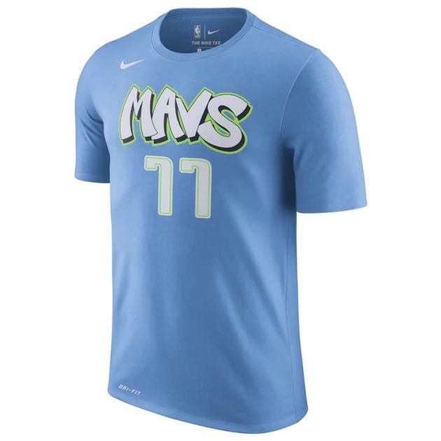 Nike NBA Luka Doncic @luka7doncic Shirt on Champs Link -> go.j23app.com/ir2