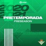 Image for the Tweet beginning: ⚽️ El Real Betis vuelve