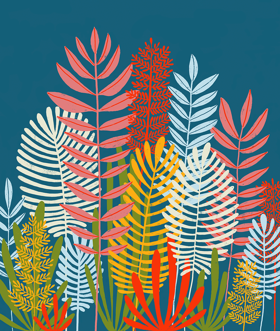 This limited-edition print by @lisacongdon is absolutely fern-tastic! https://t.co/NeW6TQsM0A https://t.co/F3EfOaW9D7
