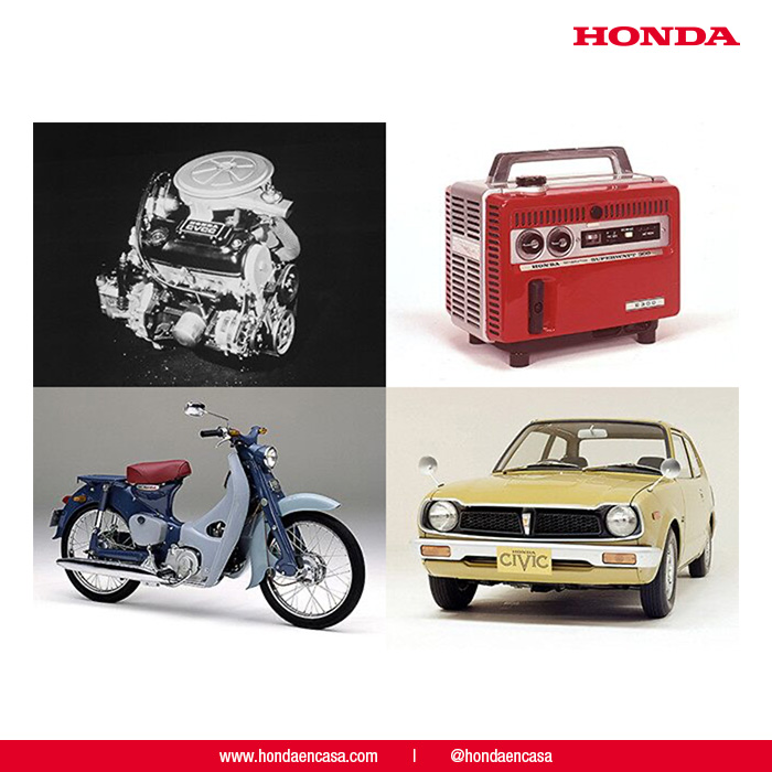 Honda no es solo sinónimo de calidad, seguridad e historia, también lo es de diseño. Y para muestra, un botón. Más diseños e hitos de la marca en https://t.co/kjnh8Ugp5C #Honda #ThePowerOfDreams #Diseño #Historia https://t.co/7MEI7Gc4Vm