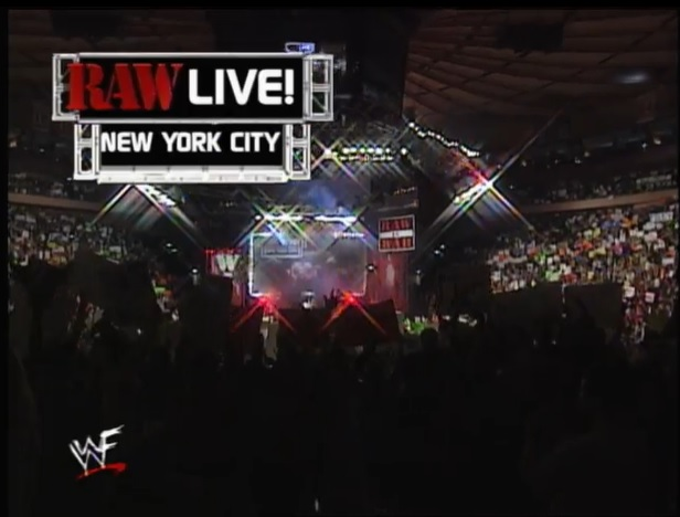 20 years ago today, August 7, 2000, it was #WWERaw at @TheGarden! Too Cool and Chyna defeated Test, Albert, and Val Venispic.twitter.com/nTwJ6vtx6l