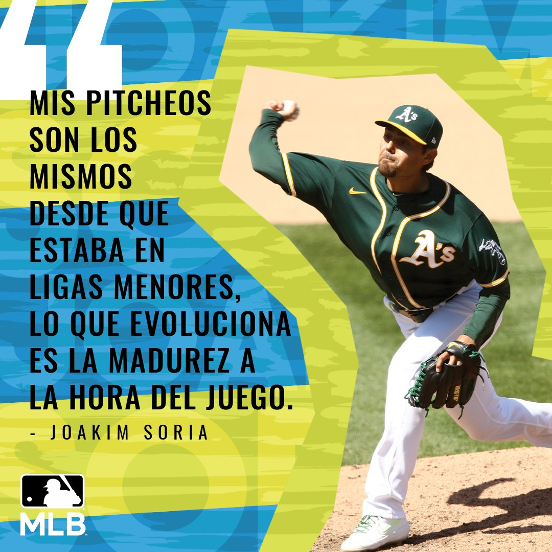 Joakim Soria está teniendo un gran inicio de temporada demostrando la experiencia que ha acumulado en 13 temporadas. #YoAmoElBeis #MexicanPower https://t.co/OiqCBW6Nzz