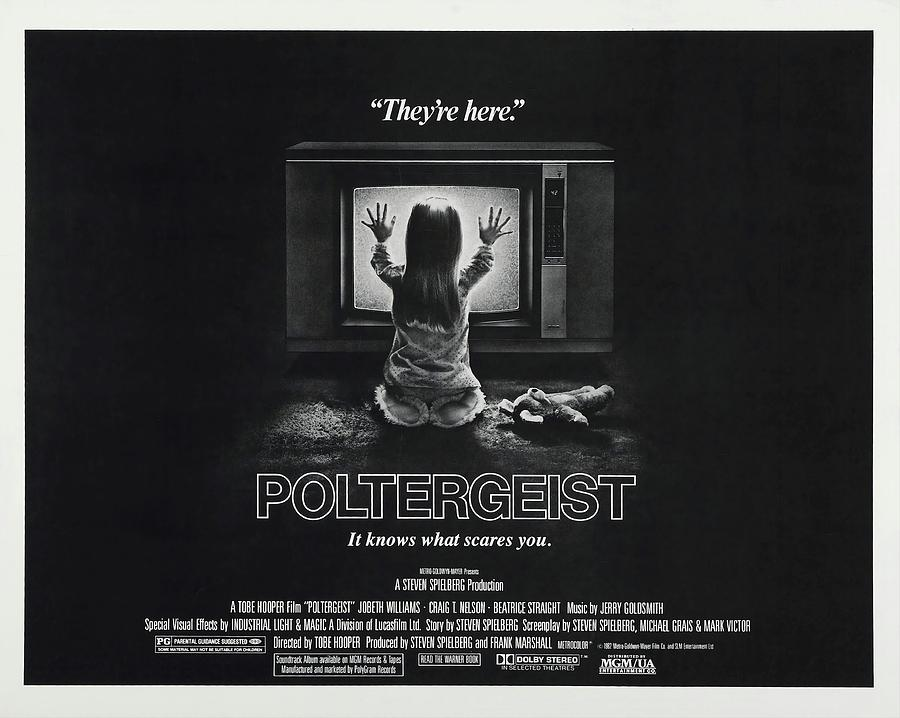 Tonight's film ... Poltergeist (1982)  #horror #ghosts #TobeHooper #Spielberg  On BBC iplayer now 👻 https://t.co/X4EMSKVNk6