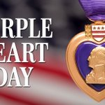 💜 On #PurpleHeartDay we honor all the brave men and women who have given their lives or been wounded while serving.