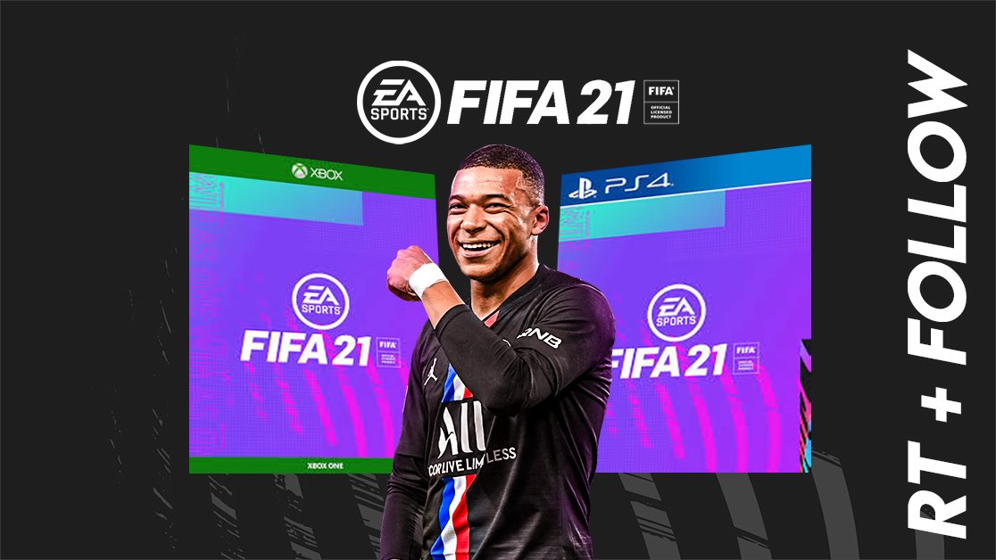 🚨 FIFA 21 GIVEAWAY 🚨   If you want to win a free copy of FIFA 21 (or $60 cash) then do the following:  Like ❤️ Retweet 🔄   Follow @FUT21News + @CareerModeStars + @dropshippin   Good luck! ✅ #FIFA21 https://t.co/DHq5kA9R1b