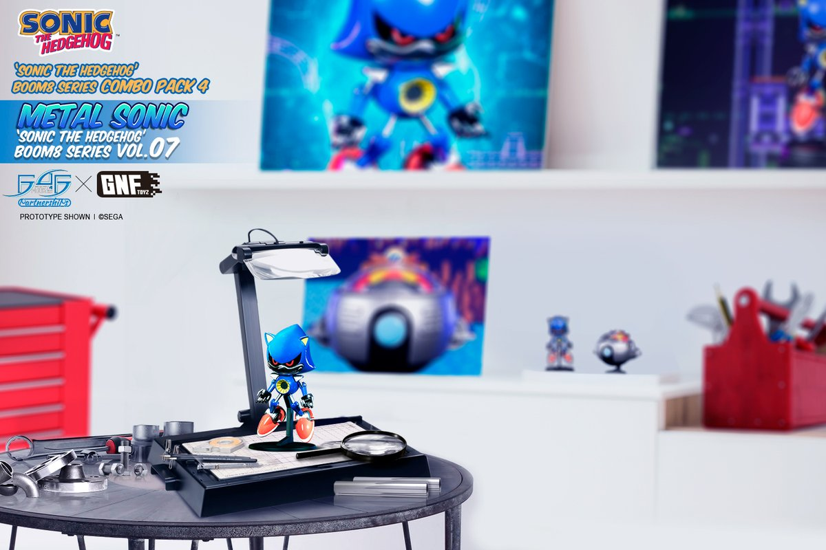 First 4 Figures On Twitter Create Like A Boss This Week Is Your Last Chance To Secure The F4f Partnerships X Gnftoyz Sonicthehedgehog Boom8 Series Combo Pack 4 As Pre Orders