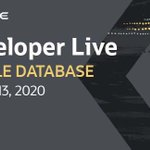 Image for the Tweet beginning: Are you a #database #developer?
