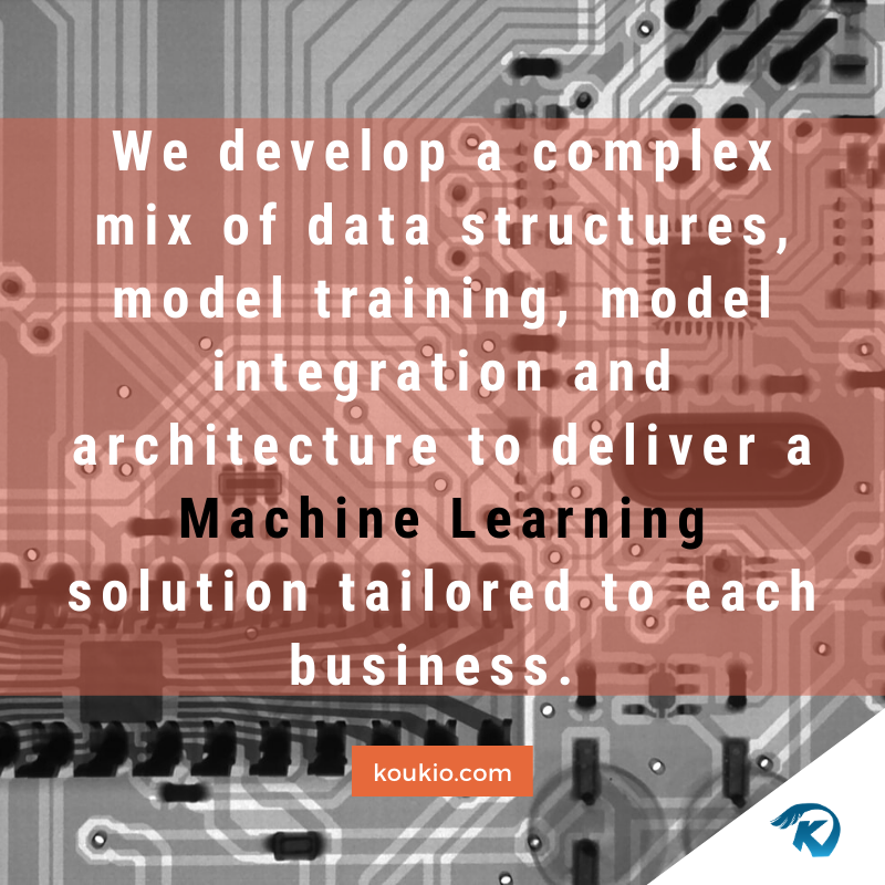 #MachineLearning solution tailored to each #business. Contact us!  http://koukio.com  info@koukio.com #DataScience #DataAnalytics #data #machinelearningalgorithms #machinelearningengineer #machinelearningsolutions #machinelearningalgorithm #technology #software #techpic.twitter.com/N41ayD2TU9