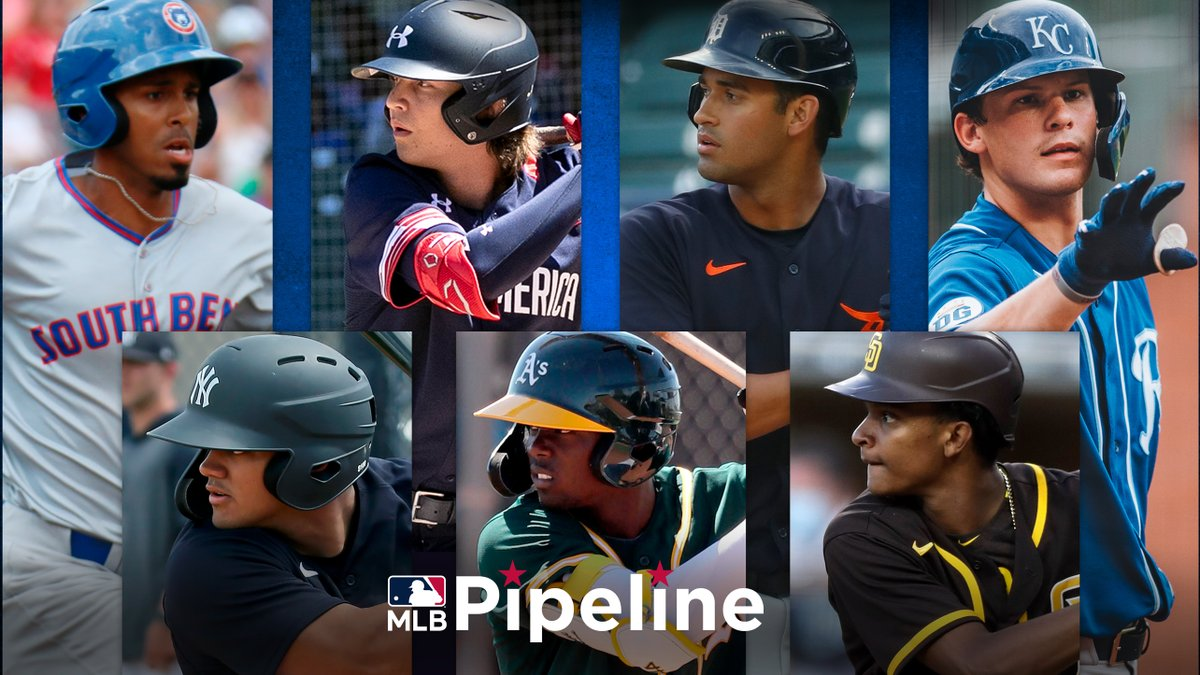 Who will be the No. 1 prospect for each #MLB team in 2022? https://t.co/VtNGtU1bWF https://t.co/cZFT789yOx