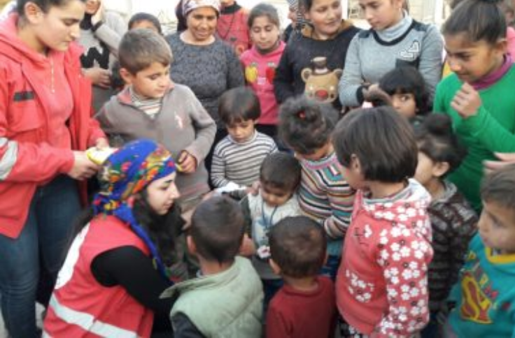 As Covid is emerging in Rojava it's time for all of us in the diaspora to support those on the frontlines fighting this virus. It will not be easy for them and they will need all the support they can get. One thing YOU can do is to DONATE. Donate here: https://t.co/2C3bPakSV1 https://t.co/tIya71LK1f