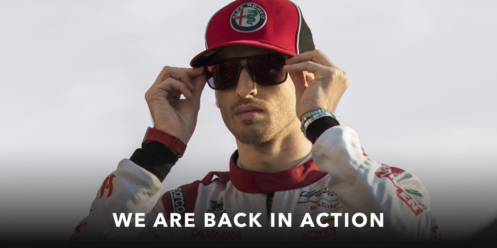 It's #F170 weekend. Face it in high performance and style with CARRERA 8035/SE. Discover more at https://t.co/jR3yCoGTpv. #carrera #driveyourstory #britishgp #alfaromeoracing #orlen #antoniogiovinazzi https://t.co/lu38hq0Q55