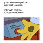 Image for the Tweet beginning: 🙌🏻 1st Official GHOST Meme