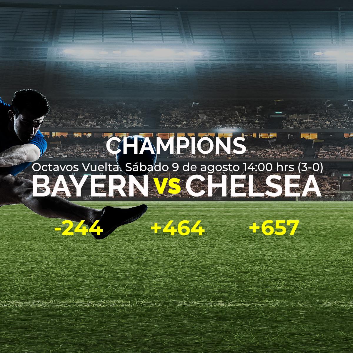 ¿Trámite para el #Bayern? https://bit.ly/2XDFavbpic.twitter.com/Hb2Q9GXWYg
