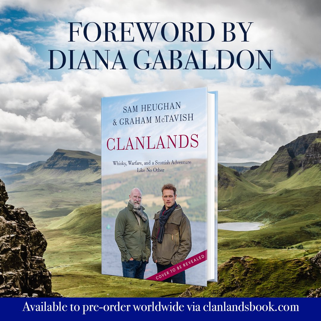 SO EXCITED to announce @Writer_DG is writing the foreword to https://t.co/DpRfT0mjr7 PLUS: Preorder now available worldwide, US and Canada added. Thank you Gabs!!x🥃📚 @grahammctavish https://t.co/5Qzy6Y1FBB