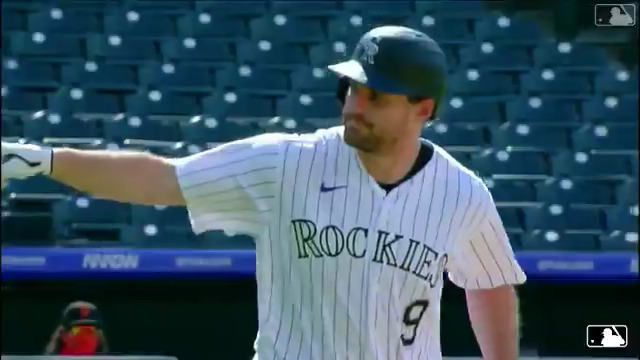 The @Rockies are 9-3 in a pinch.  (MLB x @Roman) https://t.co/iXbb86aSMn