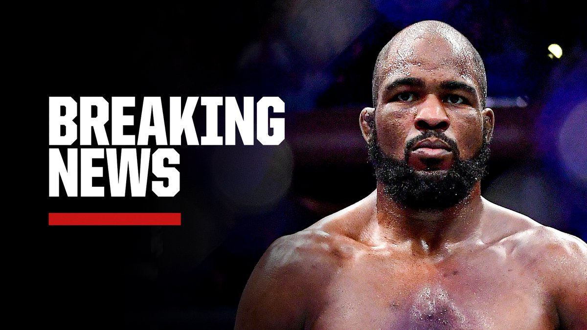 Corey Anderson has signed a multi-fight deal with Bellator, multiple sources told @arielhelwani.  Anderson was not a free agent, but recently asked for his release from the UFC and was granted it. https://t.co/tLvrFsFDY0