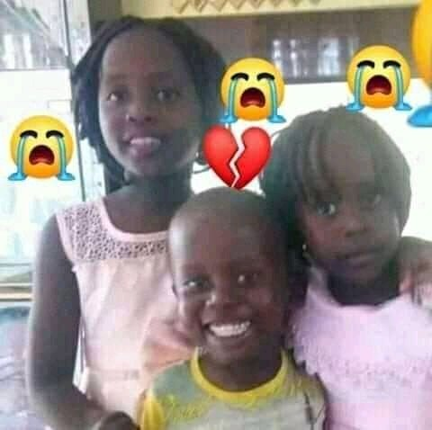Three small kids are slaughtered to death #south sudan, investigation still on going. pic.twitter.com/6arczS44ph