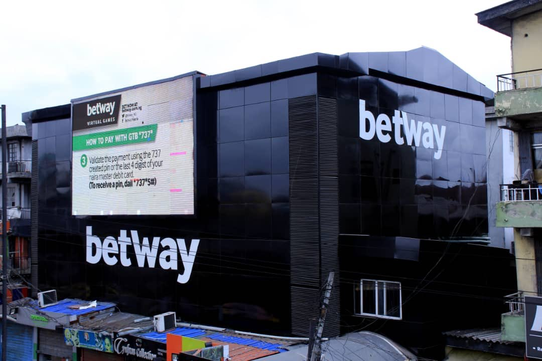 Sneak peak of the first Betway Hub, for those that know waris goin on. Some say we're housing Don J and Ebuka there. Some say we're cooking the best gaming experience there. They dont know wha izz goin on Eventuary, you can bet on us, something big is coming! #BetwayGameOn