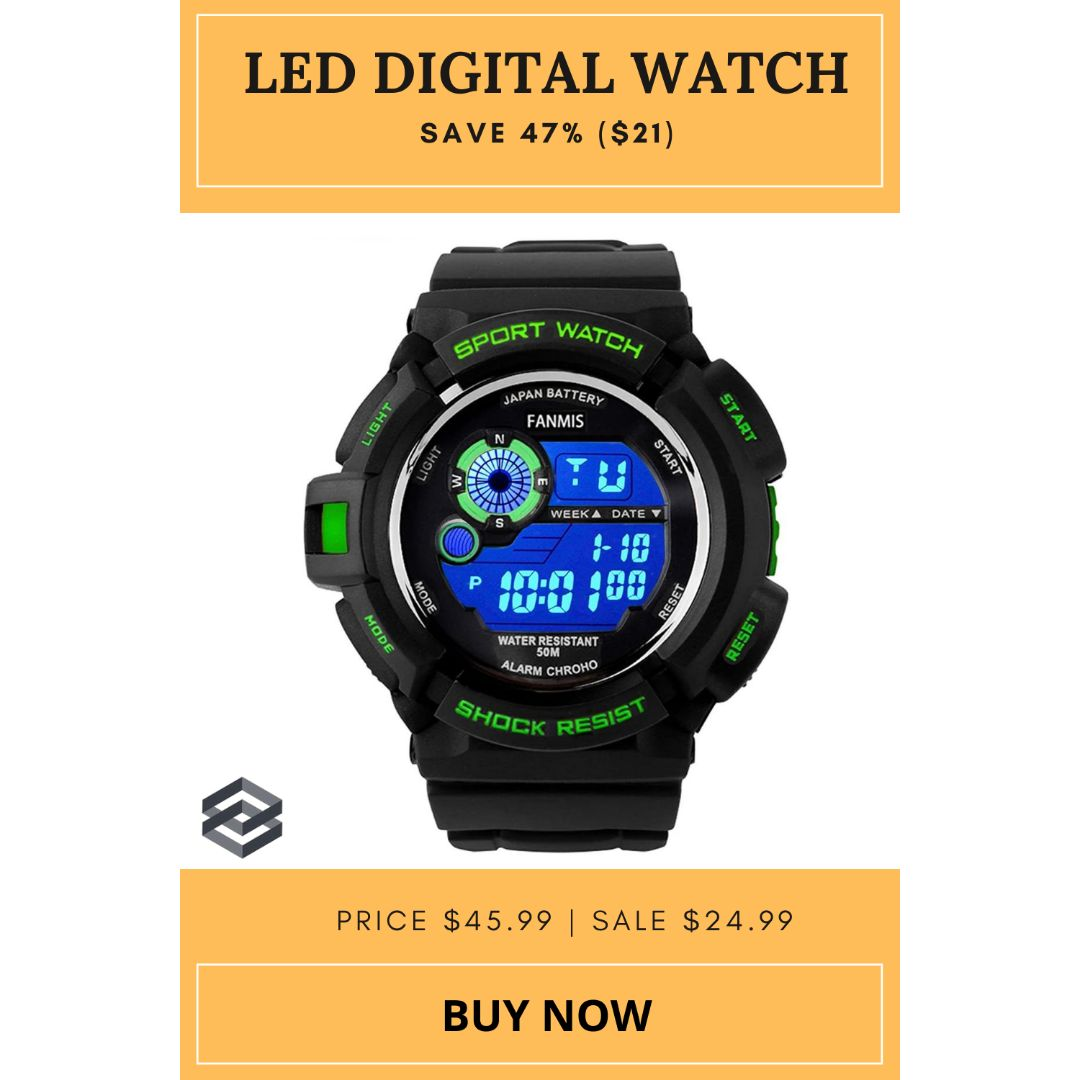 Digital LED Quartz Watch With Alarm Date- What are you waiting for? Benefits: ✓Fast Free Shipping ✓Free Returns ✓Full Refund Back Guarantee Buy Now: http://ow.ly/CK5B50ASGRP  #sportswatch #sparklingsales #watchtrends #digitalwatch #watches #watchpic.twitter.com/zuUqq0kmCL