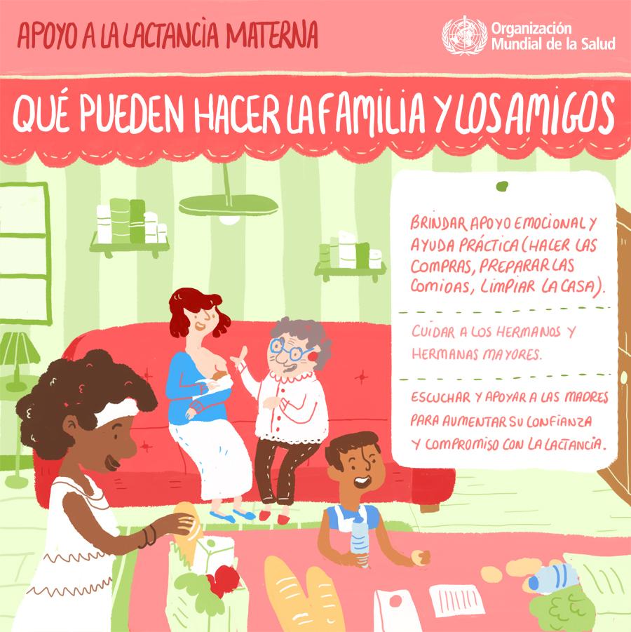 Los bebés deben alimentarse con leche materna durante los primeros 6 meses de vida, después de lo cual deben continuar siendo #amamantandos y comenzar a consumir otros alimentos nutritivos y seguros hasta los 2 años de edad o más.   INFOhttp://bit.ly/3a6pNQB  #SMLM2020pic.twitter.com/pbwmv2Sfjw