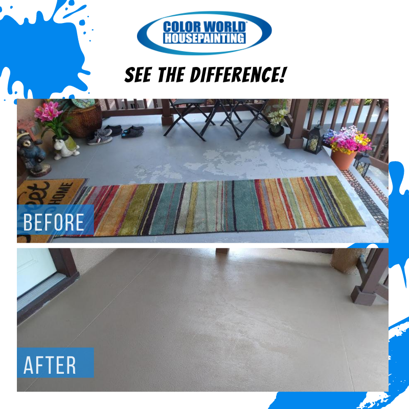 It's never too late to give your patio the TLC it needs so you can fully enjoy the final days of summer. Call Color World Housepainting Westchester (914) 506-4797 for your paint and pressure washing needs. #WestchesterPainters #Patios #Summerpic.twitter.com/zmErI5fjYU