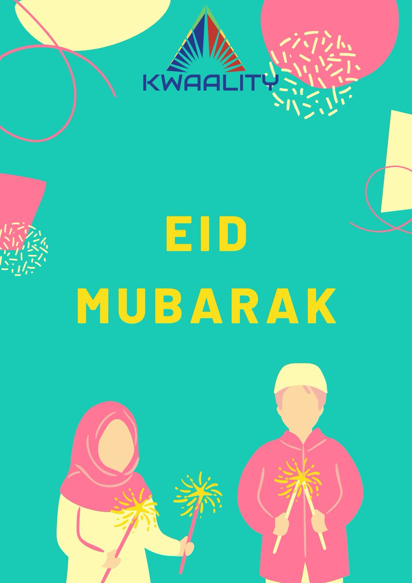 Here's wishing you and your family peace, harmony, happiness, good health and prosperity on the auspicious occasion of Eid. This Eid, may Allah bless you with good health and happiness #EidMubarak #Eid2020 #eidmubarak2020 #Eid #Kwaality #HappyEid #EidAlAdha2020 #eid #EidAlAdha https://t.co/WOtXvmsAcF
