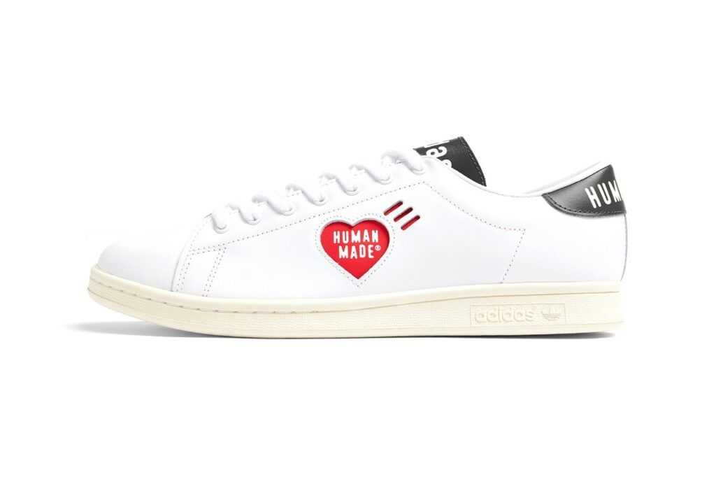 The adidas x Human Made Stan Smith goes on sale tomorrow https://buff.ly/31kGap1 #menstyle #fashion #menwithstyle #menwithclass #gentleman #classic #vintage #culturepic.twitter.com/R194DQ6P3N