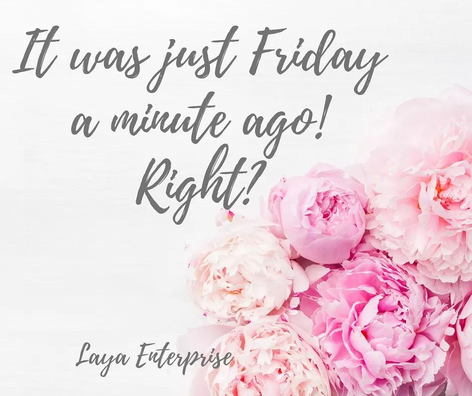 Well, well, well, Friday, we meet again!   Exclusive Events. Priceless Memories. http://www.layaent.com  . . . . . . . . . . . . . . . . #virtualevents #planning #wedding #corporate #birthday #plannowpartylater #party #specialevents #memories #eventplanning #entreprenuerpic.twitter.com/di6oPUWelW