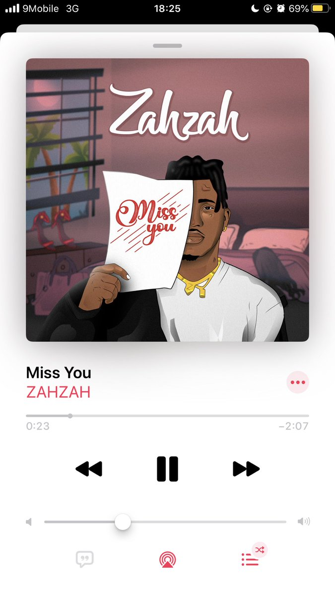 "I hate to be a spoiler but you just need to listen to ""Miss You"" from Zahzah. This guy finish work 🥵"