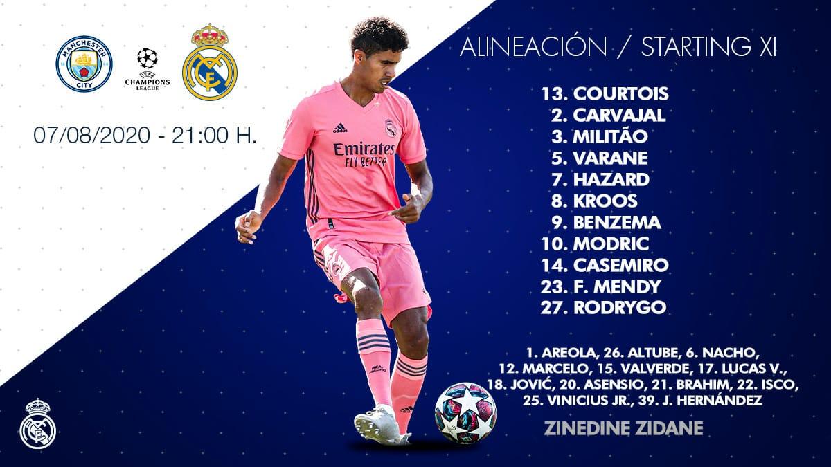 Onze Real Madrid