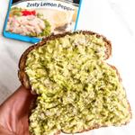 Image for the Tweet beginning: Avocado toast glam shot via
