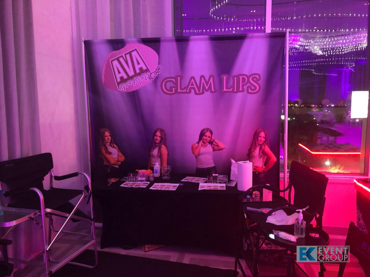 How about some LIP Smacking Fun at your event  EK Event Group#ekeventgroup #PartySlate #newjerseyevents #evententertainment #newyorkevents #nycevents #eventsnyc #specialevents #eventprof #eventprofs #eventpros #eventplannernyc #nyceventplanner  #njevents #njevent #njeventplannerpic.twitter.com/FyE7bAlH5z