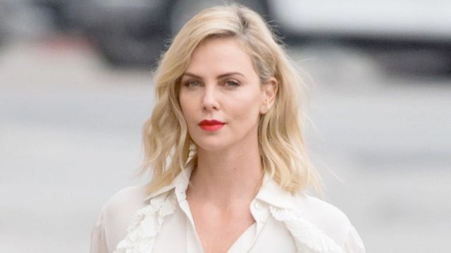 Happy birthday to Charlize Theron!