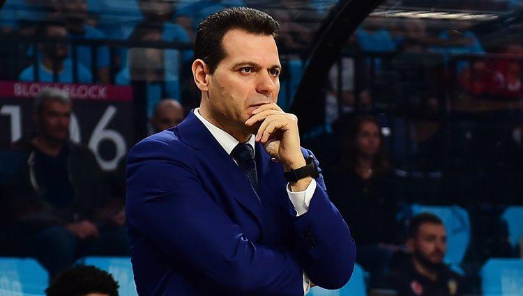 Cska Mosca: coach Dimitris Itoudis positivo al covid