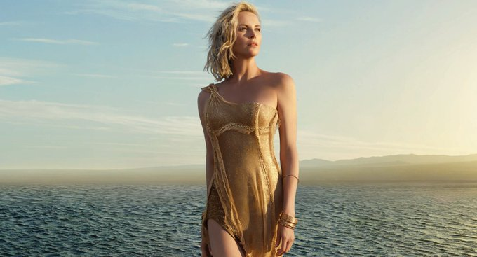 Happy birthday to the love of my life, charlize theron! i hope you have an amazing day. i love you!