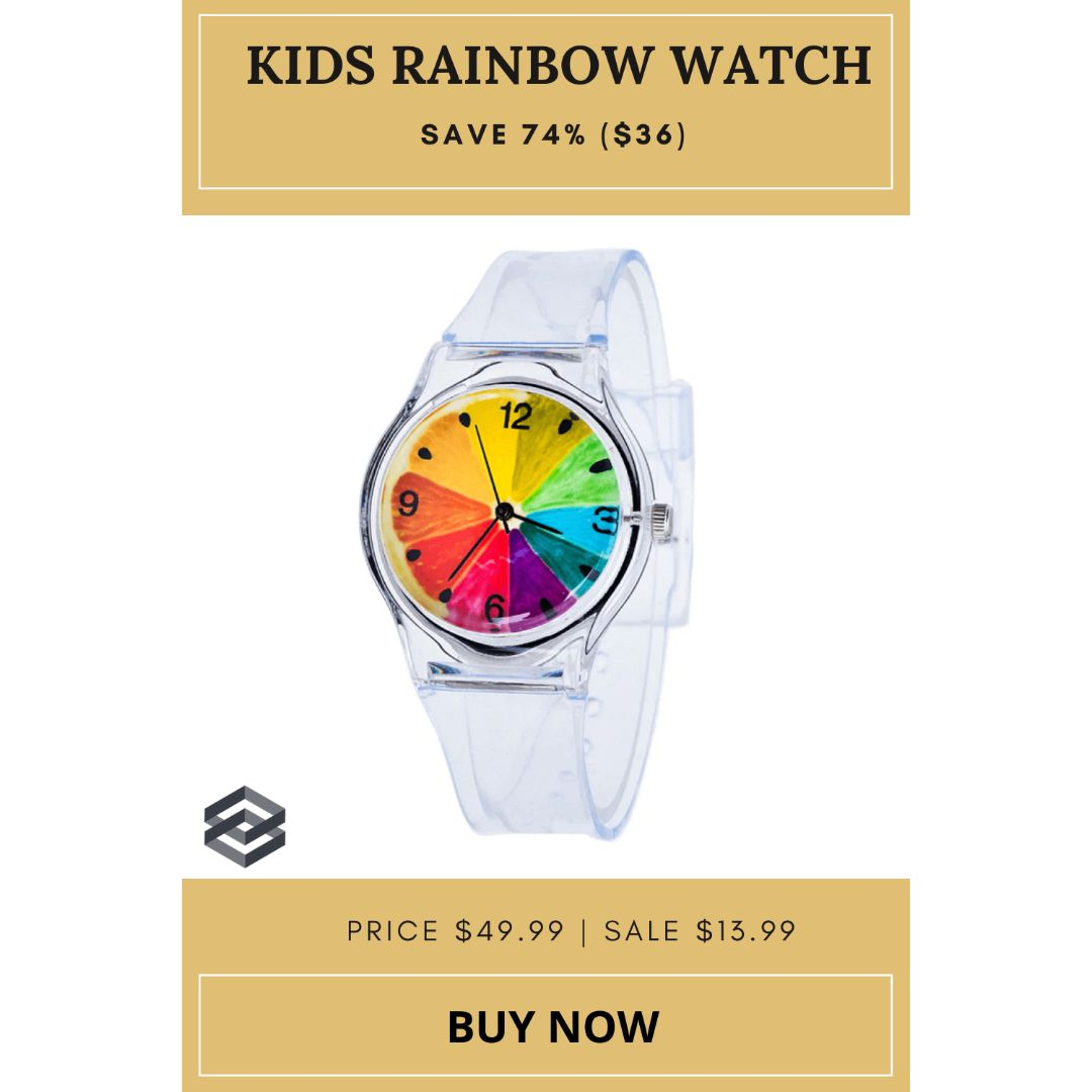 Kids Silicone Rubber Strap Analog Quartz Watch What are you waiting for? Benefits: ✓Fast Free Shipping ✓Free Returns ✓Full Refund Back Guarantee Buy Now: http://ow.ly/5rJG50ASH30  #kidswatch #sparklingsales #watchtrends #digitalwatch #watchespic.twitter.com/EotQZauwDE
