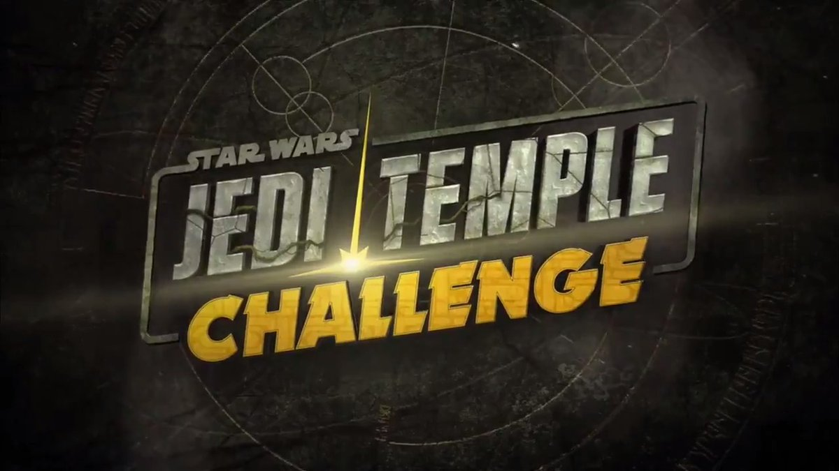 Dive into the entire first season of #JediTempleChallenge. Watch now on Star Wars Kids: strw.rs/6007G5915