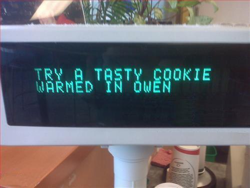 No thank you, Owen